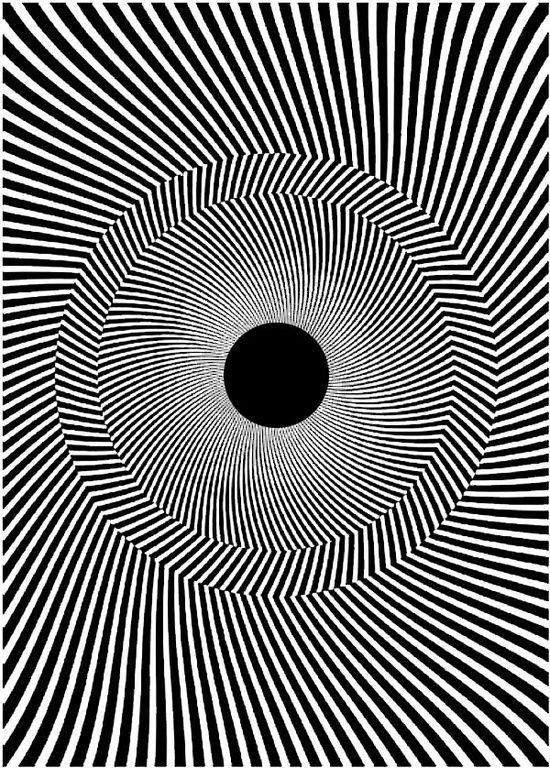 Kinetic Illusions in Op Art pinned with #Bazaart - www.bazaart.me
