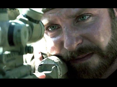 AMERICAN SNIPER Official Trailer #1 (2015) Clint Eastwood, Bradley Cooper Movie HD - YouTube