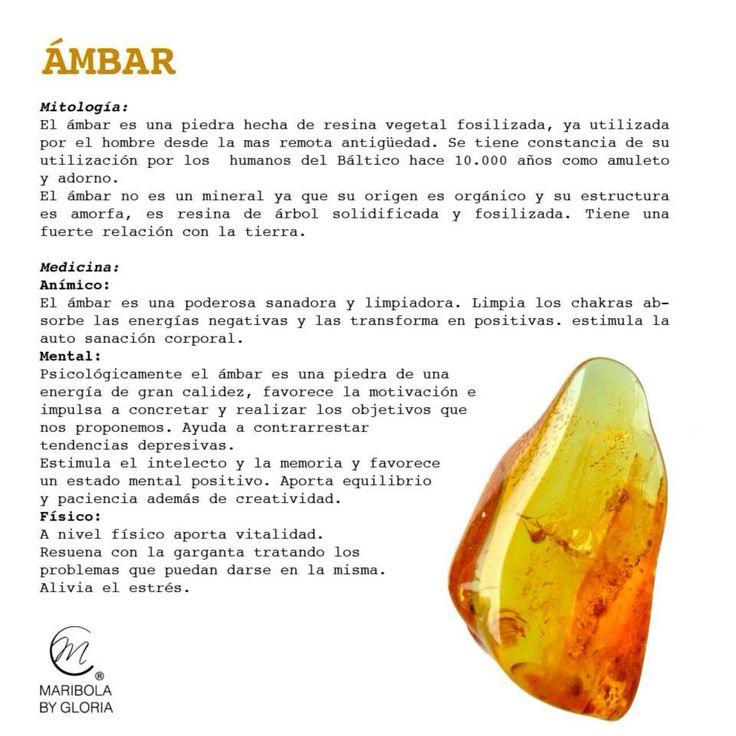 Aprendemos sobre el ámbar.  Copyright: maribolabygloria.com