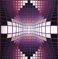 Egges by Victor Vasarely