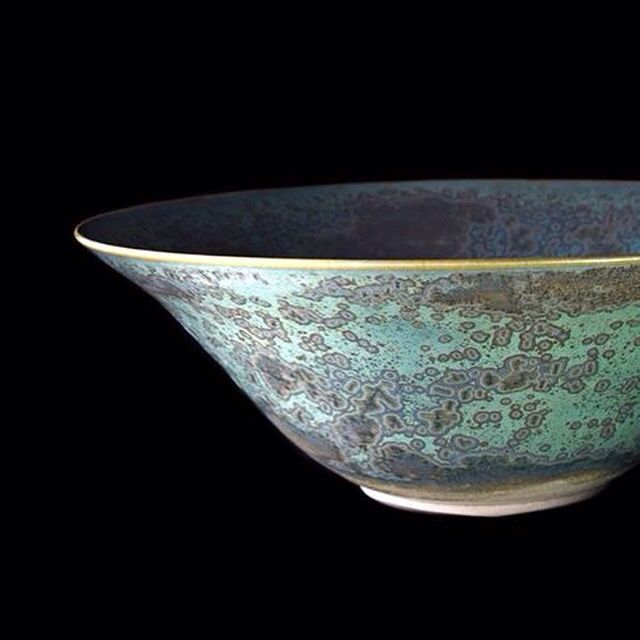 Bowl 30 cm Stoneware Handthrown LiLo Ceramics