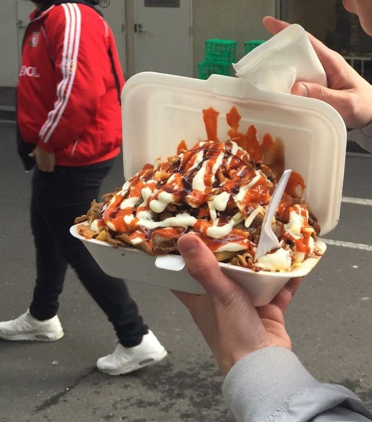 This is a Halal Snack Pack