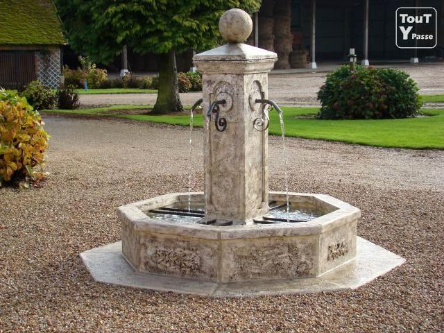 Pompe Fontaine Castorama Awesome Awesome Fontaine De Jardin Pierre Reconstituee Contemporary Fountain Fountain Head Outdoor Decor