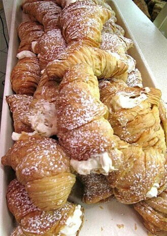 Italian lobster tail pastry, I want to learn to make them!!!!