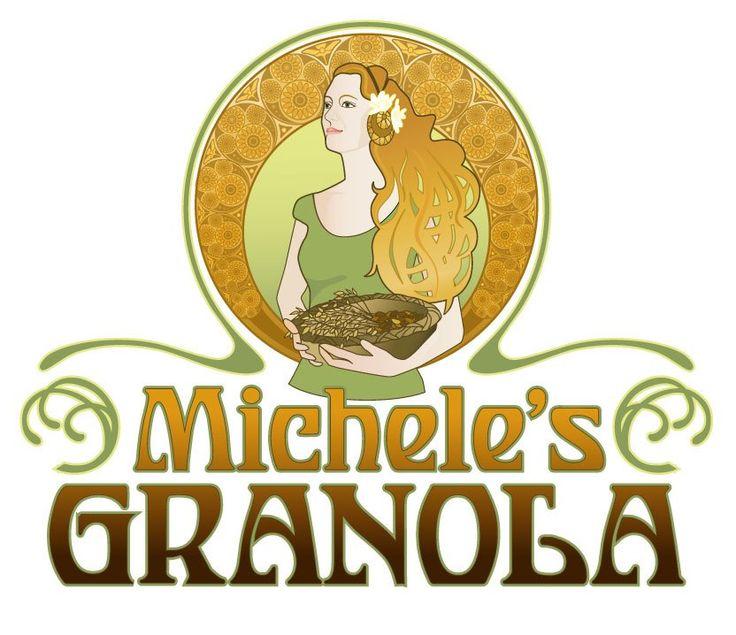 michele's granola | Michele's Granola Logo