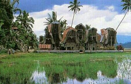 Views Village of Tanah Toraja, Sulawesi Selatan, Indonesia ✌✈
