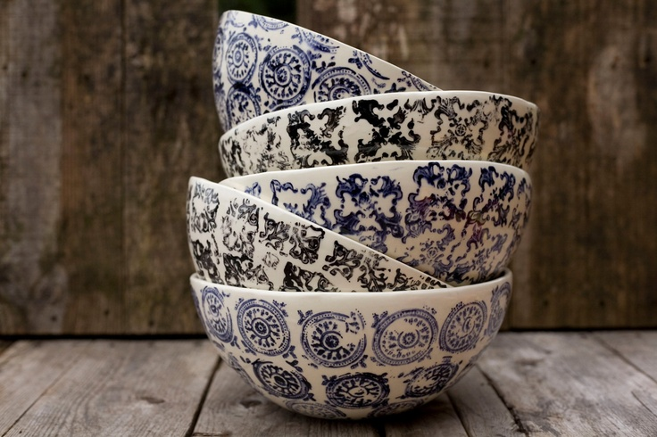 Artet Manufacture bowls