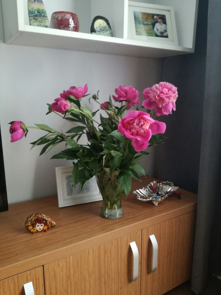Home Flower Pink