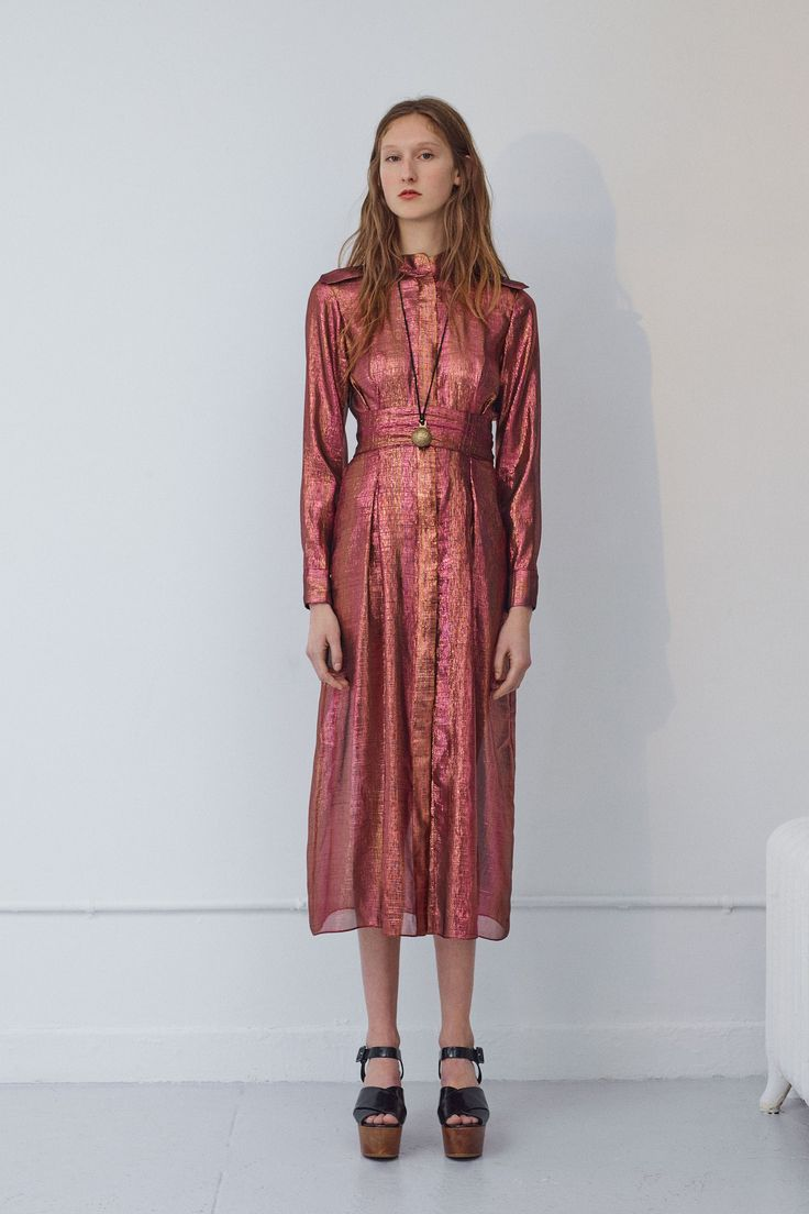 Partow Fall 2018 Ready to Wear Collection - Vogue