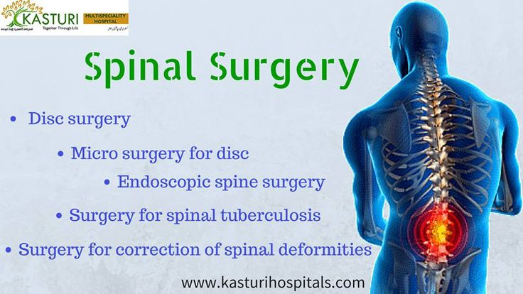 Do you wish to know about #SpinalSurgery? We provide high quality treatment at affordable cost. Visit :http://kasturihospitals.com/