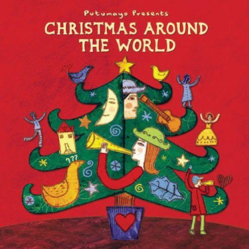 Putu Mayo - kerst CD - Christmas Around the World