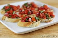 Bruschetta | made this for book club...out of this world! Delicious!