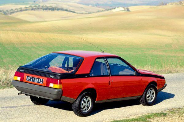 Renault Fuego !!!!