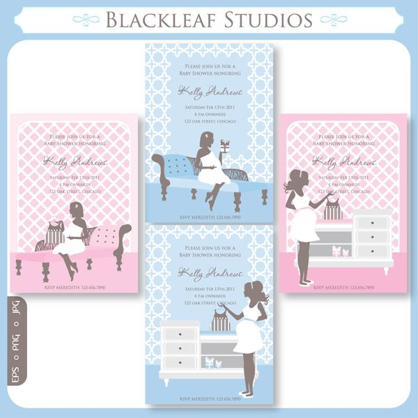 91 best Mygrafico Baby shower ideas \ birthdays for girls images - baby shower invitations for word templates