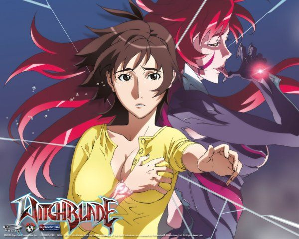 Frontier Works Sets 10th Anniversary 'Witchblade' Blu-ray Anime Release