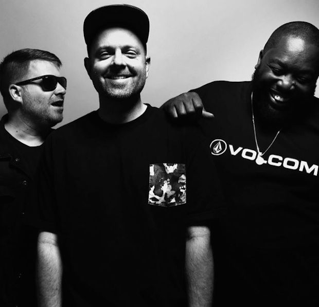 Run The Jewels & DJ Shadow