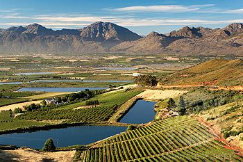 Ceres - The Cape - South Africa.