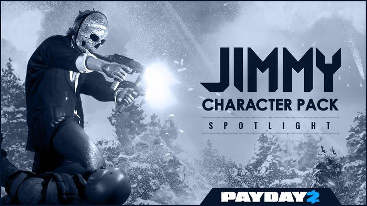 PAYDAY 2: Character Pack Spotlight - Jimmy