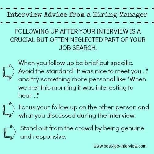 Following up after your interview.Discussed with the HR team.  #EffectiveInterviewTechniques  #Objective #AlwaysBePositive #Management #Style #Seniors #Subordinates #GenericPlanet #HR #JobTips #CareerCounsling #Questions #Answers #Sharing #Marketing #SocialMedia #JobInterviewTips #JobSearch
