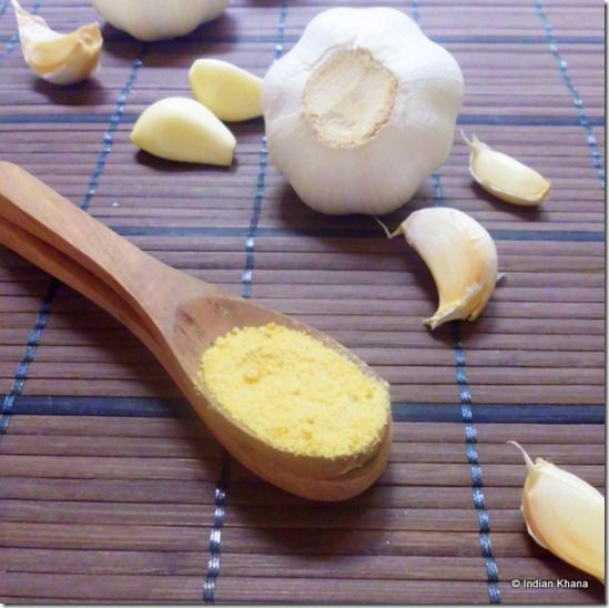... homemade garlic powder | Food Information | Pinterest | Home, Homemade