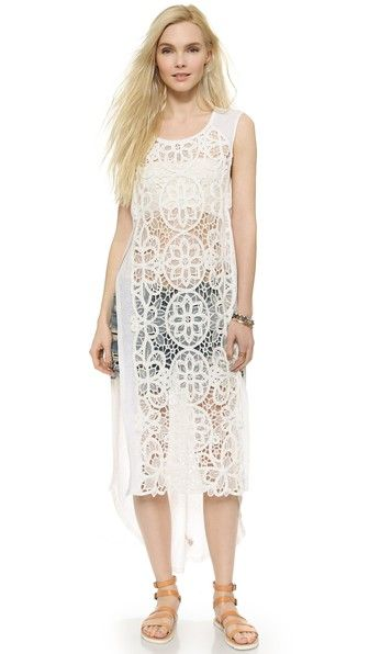 Free People Never Enough Maxi Dress
