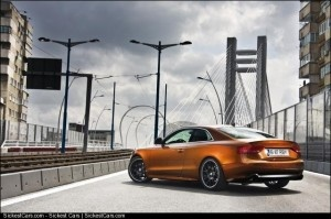 2009 Audi A5 Custom - http://sickestcars.com/2013/05/30/2009-audi-a5-custom/