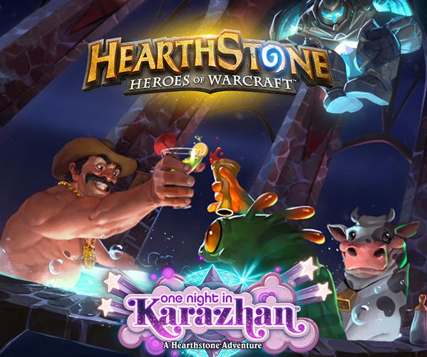 Saxton Hale lookalike in promo picture for Hearthstone. #games #teamfortress2 #steam #tf2 #SteamNewRelease #gaming #Valve