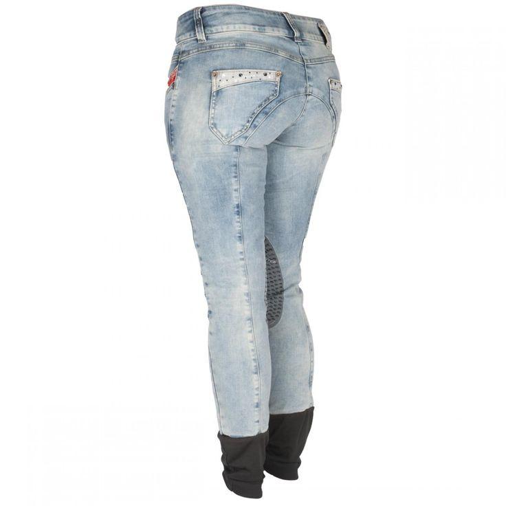 Animo Jeans Nig rijbroek - Rijbroeken | Divoza Horseworld - Passie voor paarden | #Rijbroek #Breeche #animo #Jeans #Autumn #Winter #collection #Divoza