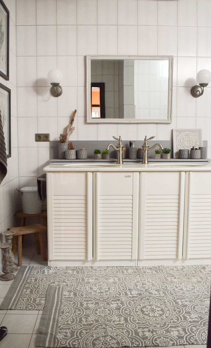 Diy Verschonerung Badezimmer So Holt Ihr Das Beste Aus Eurem Alten Bad Heraus Diy Mobel Einfach Renovierung Schone Zuhause