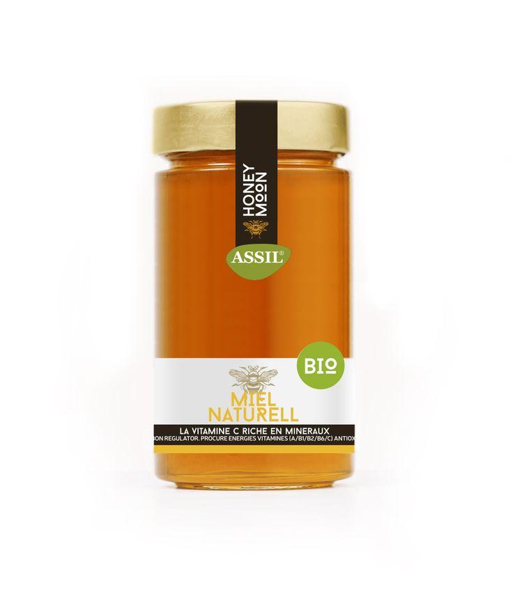Etiquetas diseñadas para la gama de mieles ecológicas de la empresa ASSIL. #miel #diseñografico #etiqueta #label #graphicdesign #logo #honey