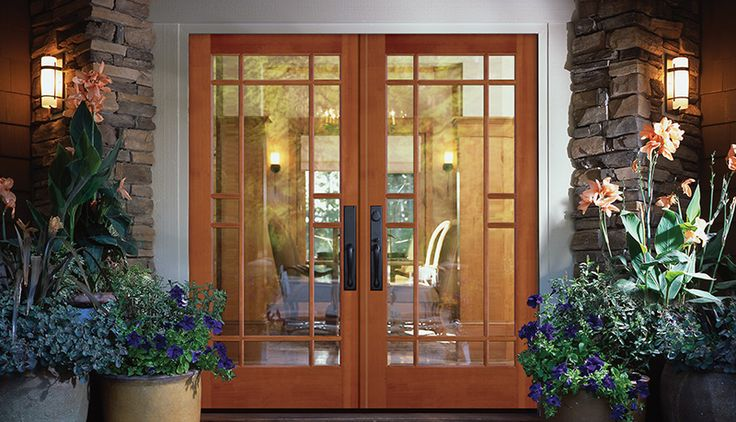 17 best ideas about exterior french patio doors on for 6 ft french patio doors