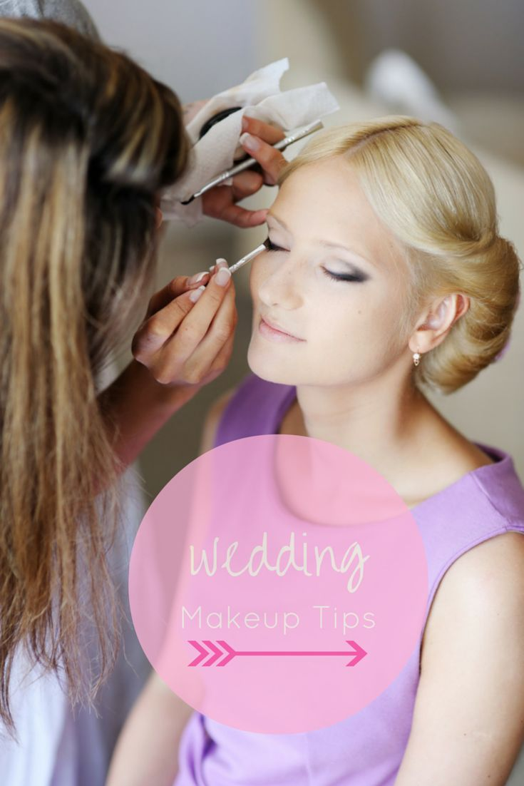 Read for 6 wedding makeup tips and tricks... before choosing your makeup artist.