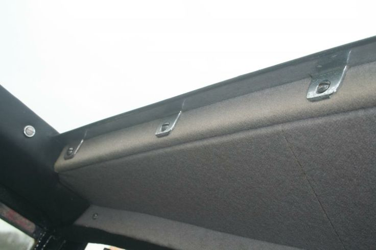 Further sun roof details from uncle Roger!