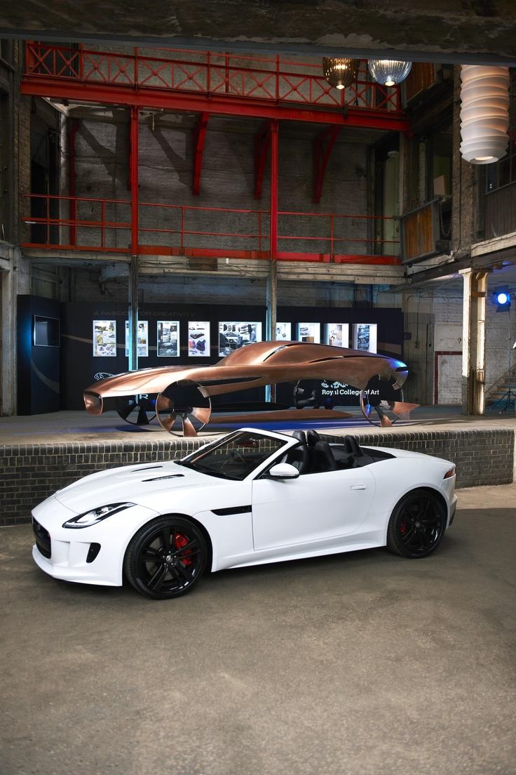 Jaguar-Inspired Artwork Unveiled At Clerkenwell Design Week