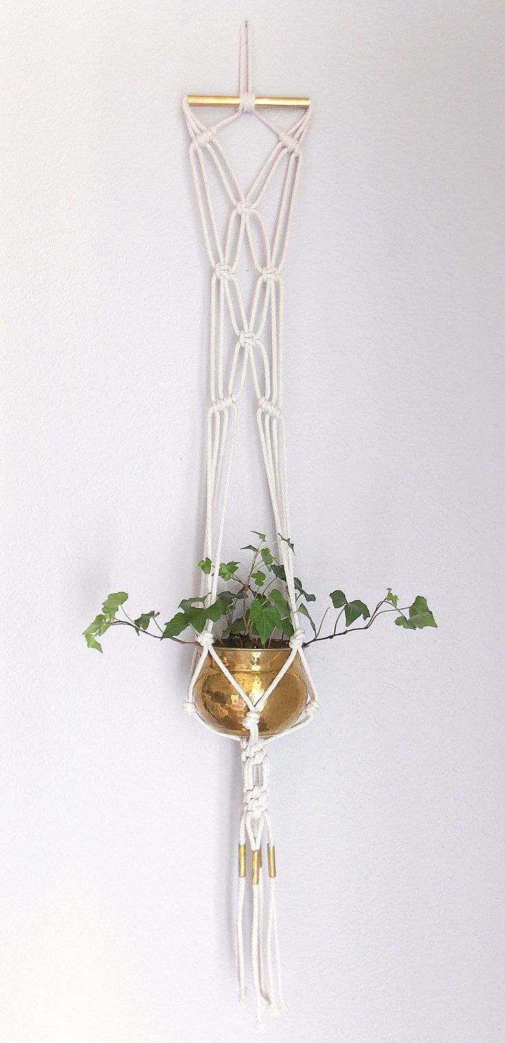 HIMO ART for Urban Outfitters Plant Hangers Collection :#20: