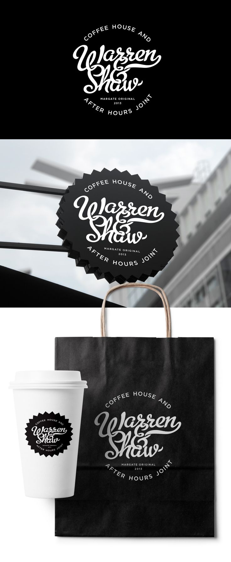 Design #6 by nenadd | Create a sophisticated logo for a coffee house and bar