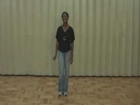 cha cha slide dance instructions