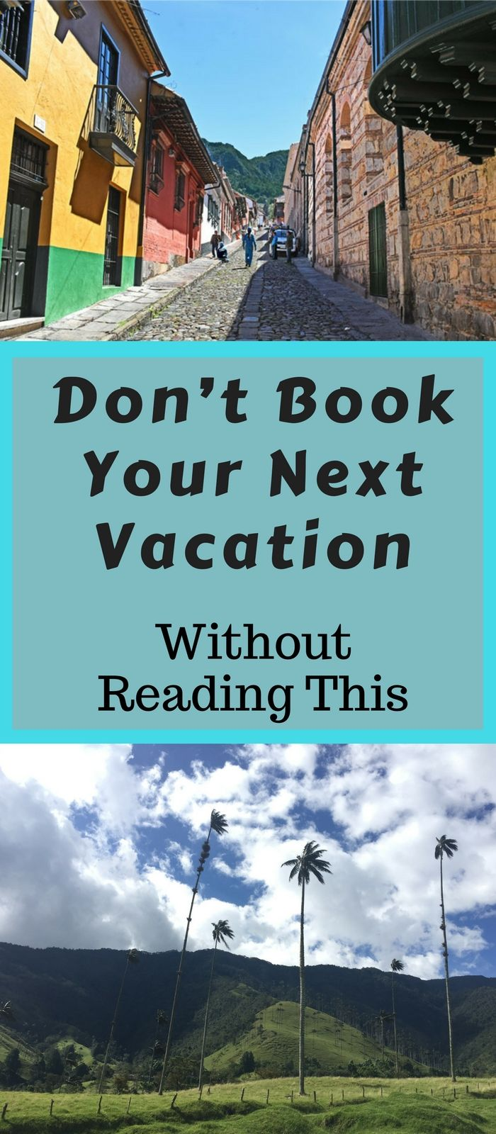 This is what you should know before booking a vacation tour package. Read now, pin for later!