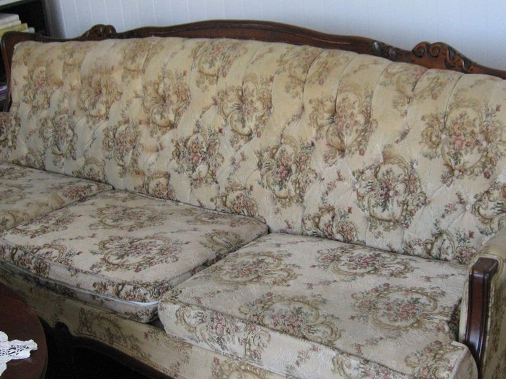 my reapostered sofa