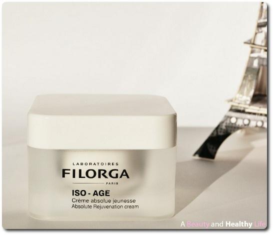 A beauty and healthy life: He probado: Iso-Age de Filorga
