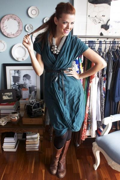 dress by cora kemperman