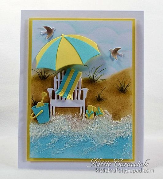 KC Impression Obsession Single BEach Chair 1 center