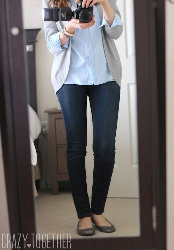 Like the look of these jeans, skinny but not too skinny.  Sophia Skinny jeans from Kensie