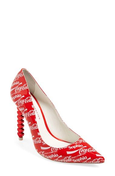 Sophia Webster 'Coco' Pointy Toe Pump (Women) available at #Nordstrom