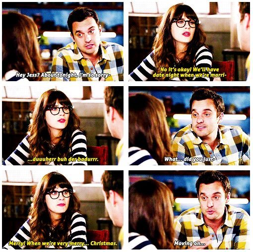The new girl tv movie #15
