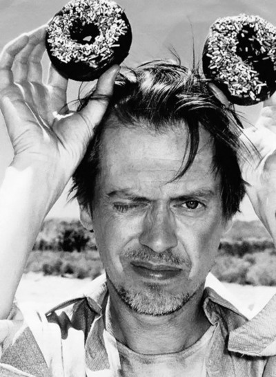 Steve Buscemi is not widely considered attractive...but there's something about him.  Maybe it's because he's one of the best actors in the world!