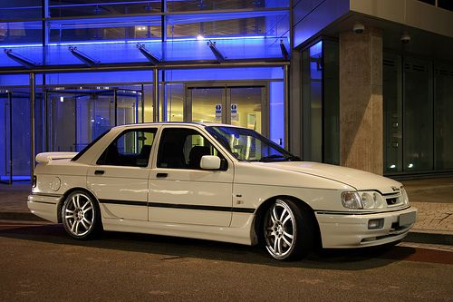 Ford Sierra Sapphire RS Cosworth - [1988] image