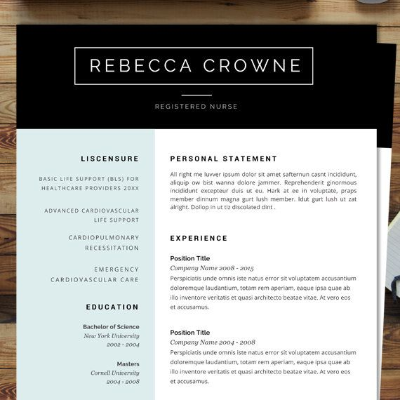 Más de 25 ideas fantásticas sobre Good Resume Format en Pinterest - update resume format