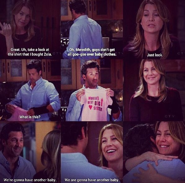 One of my all time favorite Mer&Der moments!! <3<3
