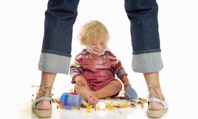 los niños y tareas